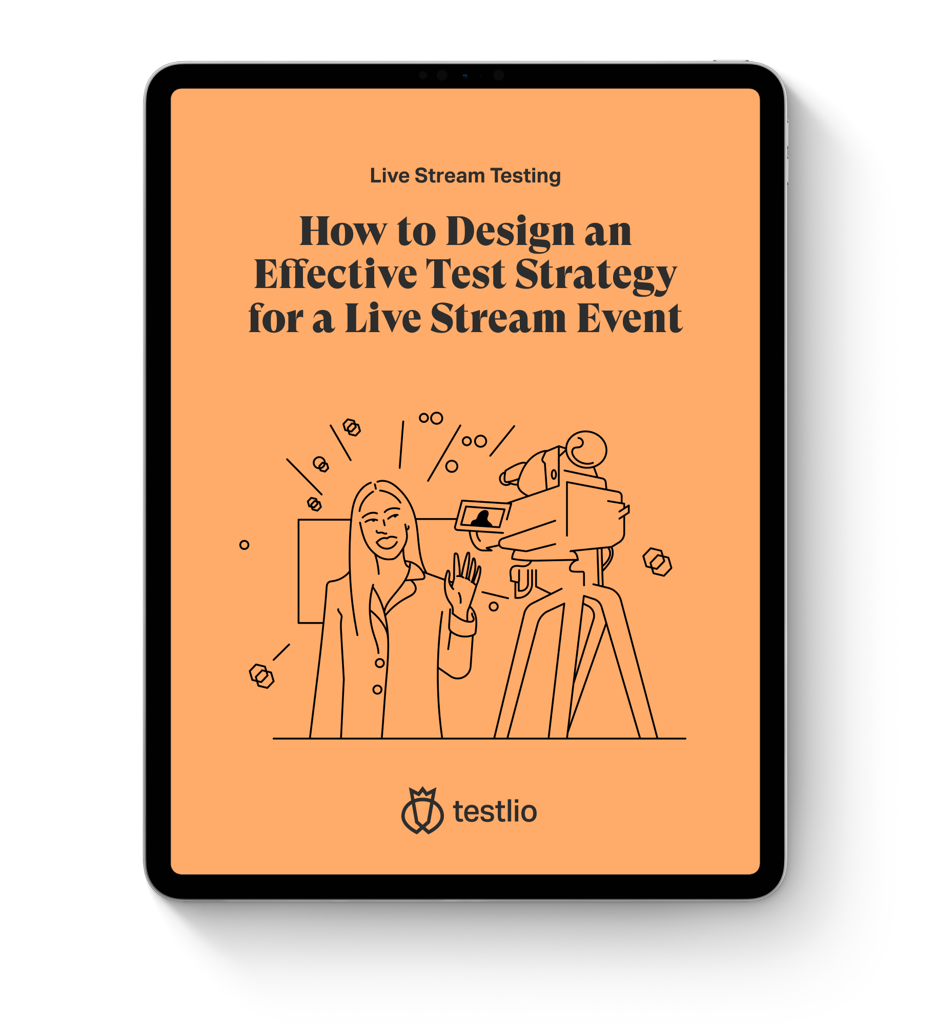 How to design an effective test strategy for a live stream event
