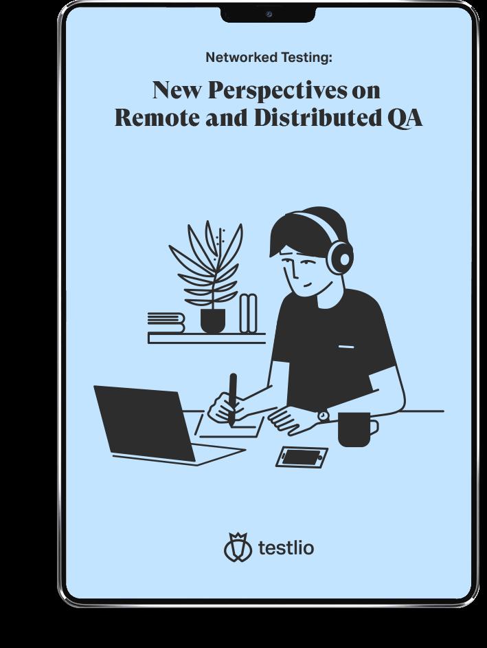Remote and Distributed QA e-book